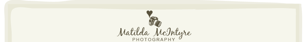Matilda Mcintyre Photography logo